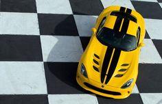 2013 SRT Viper Production Heats Up