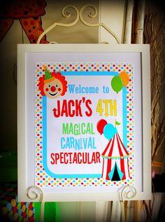 Clowns, Magic & A Carnival Spectacular!