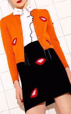 Vivetta Spring/Summer 2015 Trunkshow Look 21 on Moda Operandi