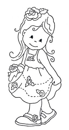 86d00d0443fd0a c fe4b cute little girls hand embroidery