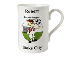 Original Gift Company Personalised Football Fan Mug, Bone China Drink to the success of your favourite football team with your very own Born To Support football supporter mug. It can be personalised with your name plus the name of any national league team, great o http://www.MightGet.com/february-2017-2/original-gift-company-personalised-football-fan-mug-bone-china.asp