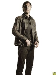 The Walking Dead S4 - the Governor played by david morrissey