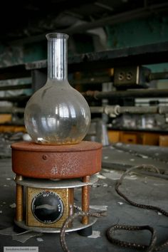 An abandoned chemistry lab  #abandoned #chemistry #photography