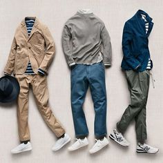 Perfect Summer Dad Gear ☀️ These flatlays have a mind all their own! Mode Masculine, Clothing Photography, Fashion Photography, Mein Portfolio, Denim Vintage, Vintage Clothing, Dm Poster, Clothing Store Displays, Fotografia Social