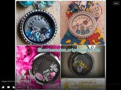 several causes - several lockets www.jessicachastain.origamiowl.com www.facebook.com/jessicachastainorigamiowl