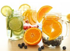 three detox waters