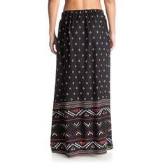 Womens Solida Maxi Skirt