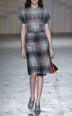 Marco de Vincenzo Fall/Winter 2014 Trunkshow Look 6 on Moda Operandi
