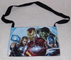 Avengers Shoulder Bag by RockabillyDawgz on Etsy