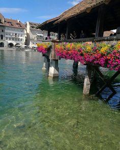 #luzern #schweiz #swiss #switzerland #suisse #landscape #sommer #summer #natur #holiday Land Scape, Spirit, Charmed, Instagram Posts, Lucerne, Switzerland, Summer, Nature