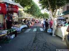 Maandagmarkt, 21 juli 2014.