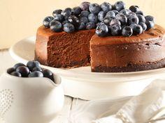 Sjokolade-kaaskoek. Hierdie resep kom uit Die 100 Beste Lesersresepte vir Sjokolade. Geniet dit!