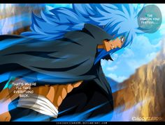 Fairy Tail 452 Acnologia Dragon King Festival by Ichigovizard96