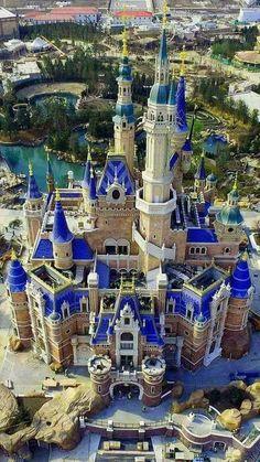 Disney Shangai Cina