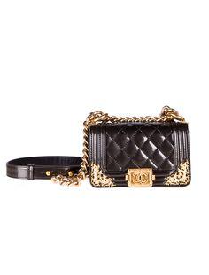Chanel Runway Boy Bag.