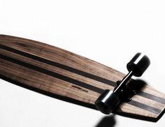 James Perse skateboard