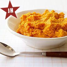 Weight Watchers 2 pt sweet potato mash...it's what's for dinner!