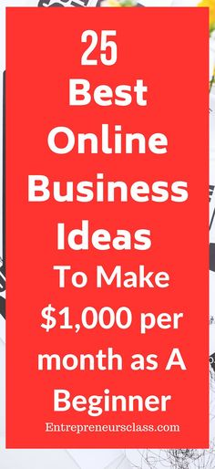 """Internet Marketing Make Money Online For Beginners Tips Seo Strategy Tools Business 👉 Get Your FREE Guide """"The Best Ways To Make Money Online"""" Business Ideas For Beginners, Best Online Business Ideas, Start Online Business, Online Business Opportunities, Business Tips, Internet Business Ideas, At Home Business Ideas, Business Quotes, Business Entrepreneur"""