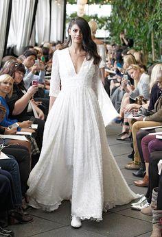 Delphine Manivet - Créatrice de robes de mariée Paris : Selection Couture 2016
