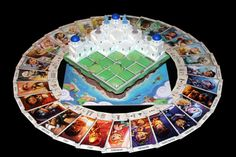 4 Lessons from Santorini for Aspiring Board Game Designers Bored Games, Plastic Components, Game Engine, Strategy Games, First Game, Feeling Special, Best Games, Game Design
