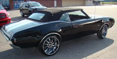 1968 oldsmobile cutlass convertible black - Google Search
