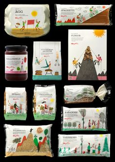 nice food packaging