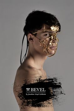 Bevel by Jonathan Golstein - Exterior skeletons / Jewelry