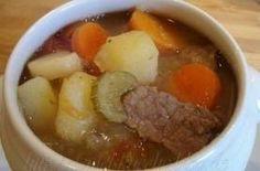 Suppe mit Spatz nach Art der Schweizer Armee