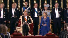 Beëdiging en inhuldiging van Koning Willem-Alexander in de Nieuwe Kerk (...