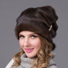 69c5558243b Autumn and winter real fur hat women s fur natural suede fur cap fur ball  fashion high-end women s hat DHY-67. Yesterday s price  US  193.80 (173.49  EUR).