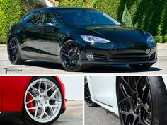 Aftermarket Wheels: TS117, Forged, 21 inch
