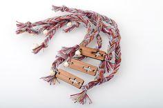 Diy Jewelry, Bracelets, Leather, Bracelet, Arm Bracelets, Bangles, Handmade Jewelry, Diy Jewelry Making, Super Duo