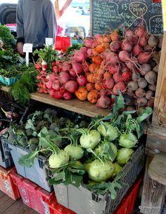Ithaca Farmers Market, New York