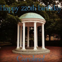 Happy birthday Carolina!