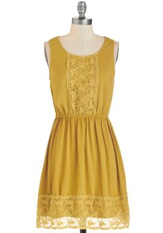 Sweet Thing Dress. This honey-yellow dress is just too cute! #yellow #modcloth shopping.downjacketshoponline.com $190   #WhatSheWants Do Not Lose The Chance To Own Moncler jacket With A Low Price