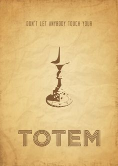 inception totem poster lorenzofresta.tumblr.com