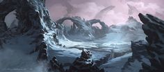 Icy Expedition by Spex84 on deviantART
