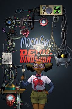 Moon Girl And Devil Dinosaur #13 Now