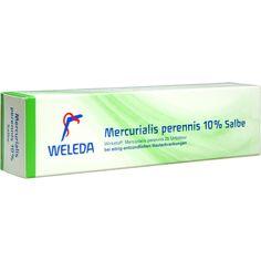 MERCURIALIS PERENNIS 10 prozent ointment:   Packungsinhalt: 70 g ointment PZN: 03141468 Hersteller: WELEDA AG Preis: 11,61 EUR inkl. 19 %…