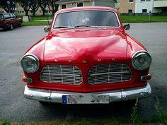 Old Volvo amazon Sweden