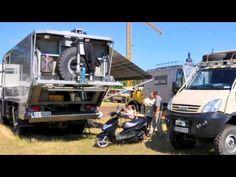 Abenteuer Allrad 2009 - Expeditionsmobil - YouTube