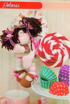 Archivo de álbumes Felt Crafts Patterns, Doll Tutorial, Easy Crafts For Kids, Diy For Girls, Soft Sculpture, Burlap, Disney Princess, Creative, Dolls Dolls