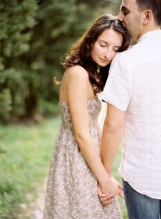 Love this pose - Mireen and Markus – A South of France engagement « Jose Villa | Fine Art Weddings