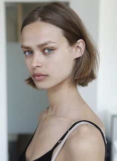 The Society Management - Brigit Kos Good Hair Day, Love Hair, Short Hair Cuts, Short Hair Styles, Short Wavy, Hair Inspo, Hair Inspiration, Kos, Hair Reference