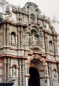 Iglesia, La Merced.