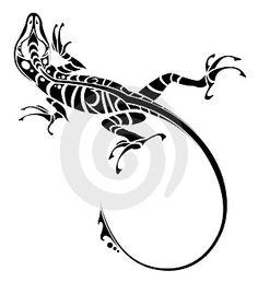 tatuagens maori lagarto - Pesquisa Google
