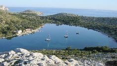 Das wird unser Sommerurlaub 2012: Segeln in den Kornaten