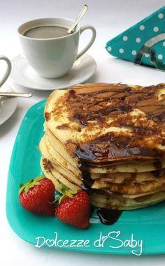 Pancake (ricetta classica americana)