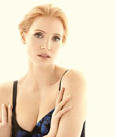 Jessica Chastain by Brian Bowen Smith