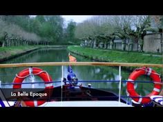 A barge trip in the Burgundy region of France. My friend,Mimi, and I spent 8 days of enjoying amazing views,wine,winery tours.